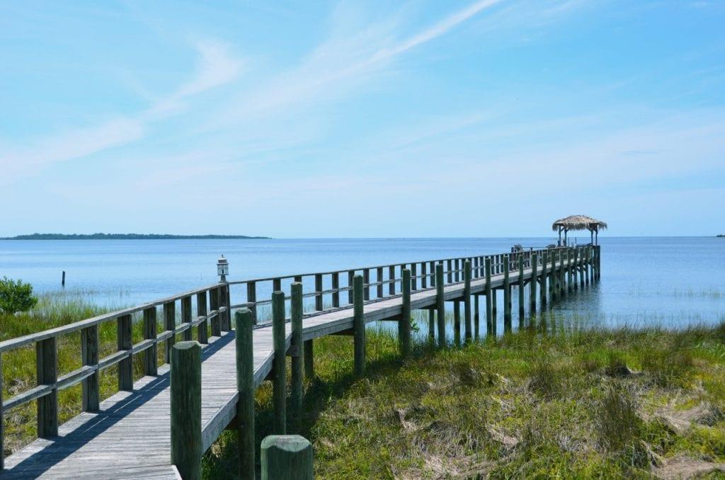 Cedar Key Boardwalk
